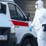Число заболевших коронавирусом в России превысило 2,5 миллиона