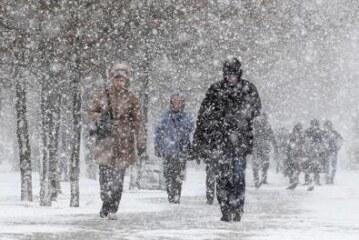 Прогноз погоды: синоптики пообещали сюрпризы на Новый год и Рождество