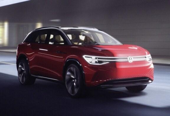 Серийный кроссовер Volkswagen «по мотивам» ID Roomzz пропишется в Китае