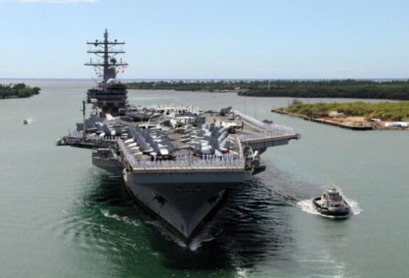В США анонсировали возрождение Атлантического флота для противостояния с Россией