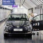 Volkswagen попрощался с e-Golf: «электрохэтч» уступил место на конвейере ID.3