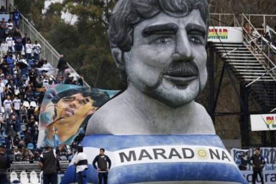 Семья отказалась исполнить последнюю волю Марадоны: хотел стать Лениным