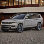 Jeep Grand Cherokee следующего поколения: новые изображения