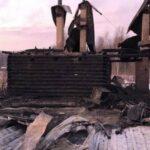 В страшном пожаре в Подмосковье погибли дети актера