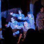 В Москве сыграли музыкальный спектакль об узниках концлагеря