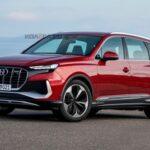 Audi готовит новый флагманский кроссовер: первое изображение Q9
