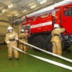 В Киеве возник пожар во время церемонии открытия главной елки