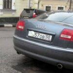 Верховный суд «простил» липовые госномера водителям до первого преступления