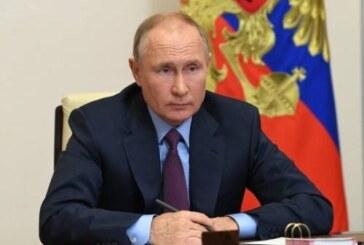 Путин напомнил об «известном» конце царской России из-за массовой амнистии