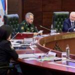 Сергей Шойгу и Общественный совет при Минобороны  обсудили взаимодействие