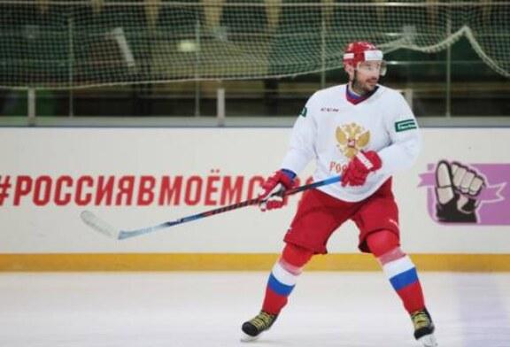 Илья Ковальчук вернулся в Россию