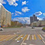 Эксперты предложили изменить движение на одном из проблемных перекрестков Москвы