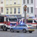 Страшные подробности наезда внедорожника на людей в Германии: «Взлетели в воздух»