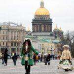 Коронавирус отменит поездки в Санкт-Петербург на Новый год