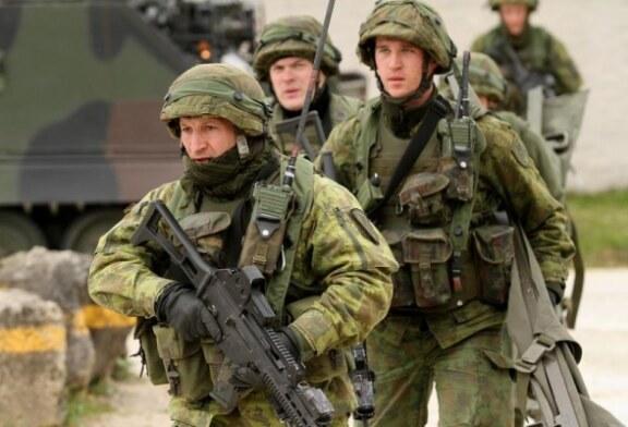 Электронная лотерея в Литве определит призывников в армию