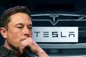 Автопилот Tesla обнаружил призрака на кладбище (видео)