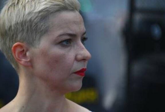 В Белоруссии суд отклонил жалобу на продление ареста Колесниковой