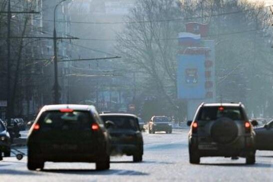 Подмосковным водителям дали совет из-за надвигающихся морозов
