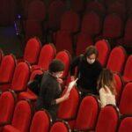 Питерским театрам разрешили заполнять 50 процентов зала