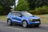 Новый Kia Sportage: первые изображения