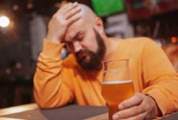 Пациенты с депрессией и тревожностью стали чаще выпивать во время пандемии