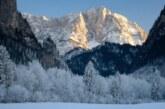 В Австрии альпинист при загадочных обстоятельствах превратился в лед