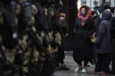 В Липецке завели дело против мужчины, распылившего газ в полицейских