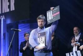 Стартовало голосование IV Всероссийской премии «Headliner года»