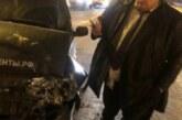 «Колени отбил»: Стас Барецкий попал в ДТП в Петербурге