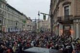 На незаконных акциях в России задержали около 300 подростков