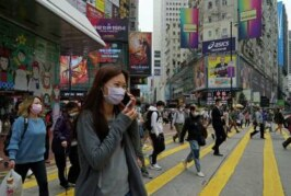 США расширили санкции против Китая из-за Гонконга