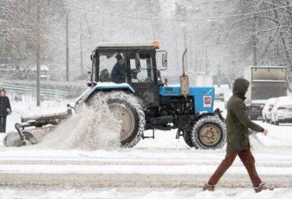 В Москву идут аномальные морозы