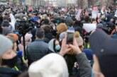Раны и химические ожоги: кто пострадал на акции в Москве