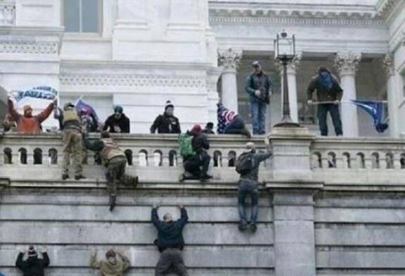 Участников штурма Капитолия опознали: адепты теорий заговора и националисты