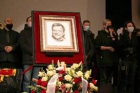 Провожая Грачевского, друзья вспоминали его последние дни: «Вова, мне хреново»
