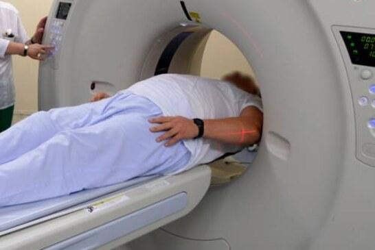 В камере МРТ частной медклиники внезапно умер пациент
