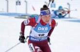 На Кубке мира по биатлону в Антхольце сборная прирастет Акимовой