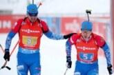 «Доехали!»: биатлонисты России отбросили эстафетное «дерево» в обмен на «бронзу»