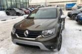 Новый Renault Duster уже появился у дилеров