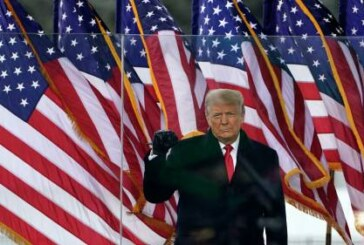 Трамп покинет Вашингтон за четыре часа до инаугурации Байдена