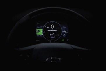 Chevrolet поделилась очередным тизером кроссовера Bolt EUV: новое видео салона