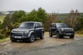 Новый Land Rover Defender получил мотор V8 и защитную плёнку от царапин